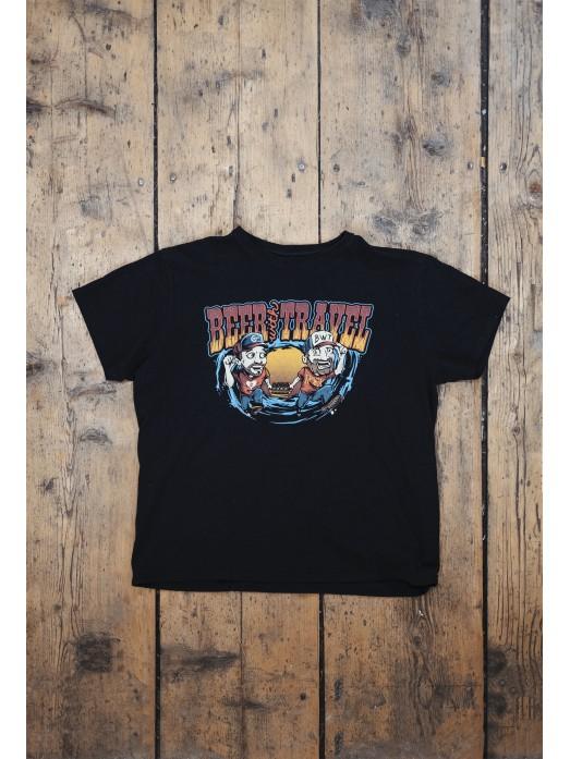 BEER BUDDIES  - černo černá