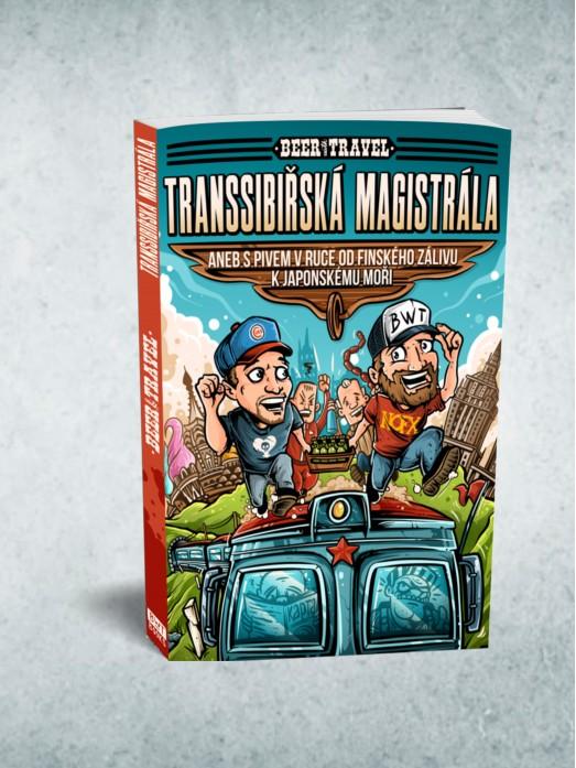 Beer with Travel - Transsibiřská magistrála /1. vydání/