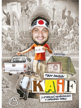 Tony Danilov - KAIF:  O stopování, kalašnikovech a japonském pornu